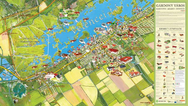 Kozteruleti Informacios Terkepek Latvanyterkep